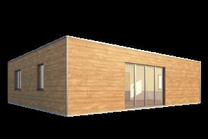 RMG modulový dům varianta Dvojmodul