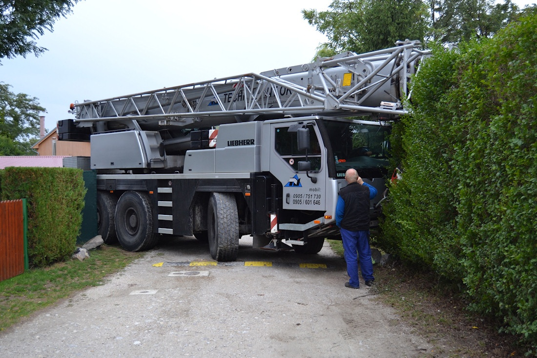 Jednomodul MEDIUM - 10x4m / Vojka nad Dunajom (SK)