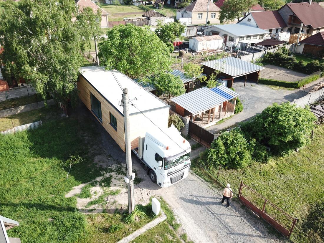 MODUL LARGE 12x4m / Lošonec (SK)