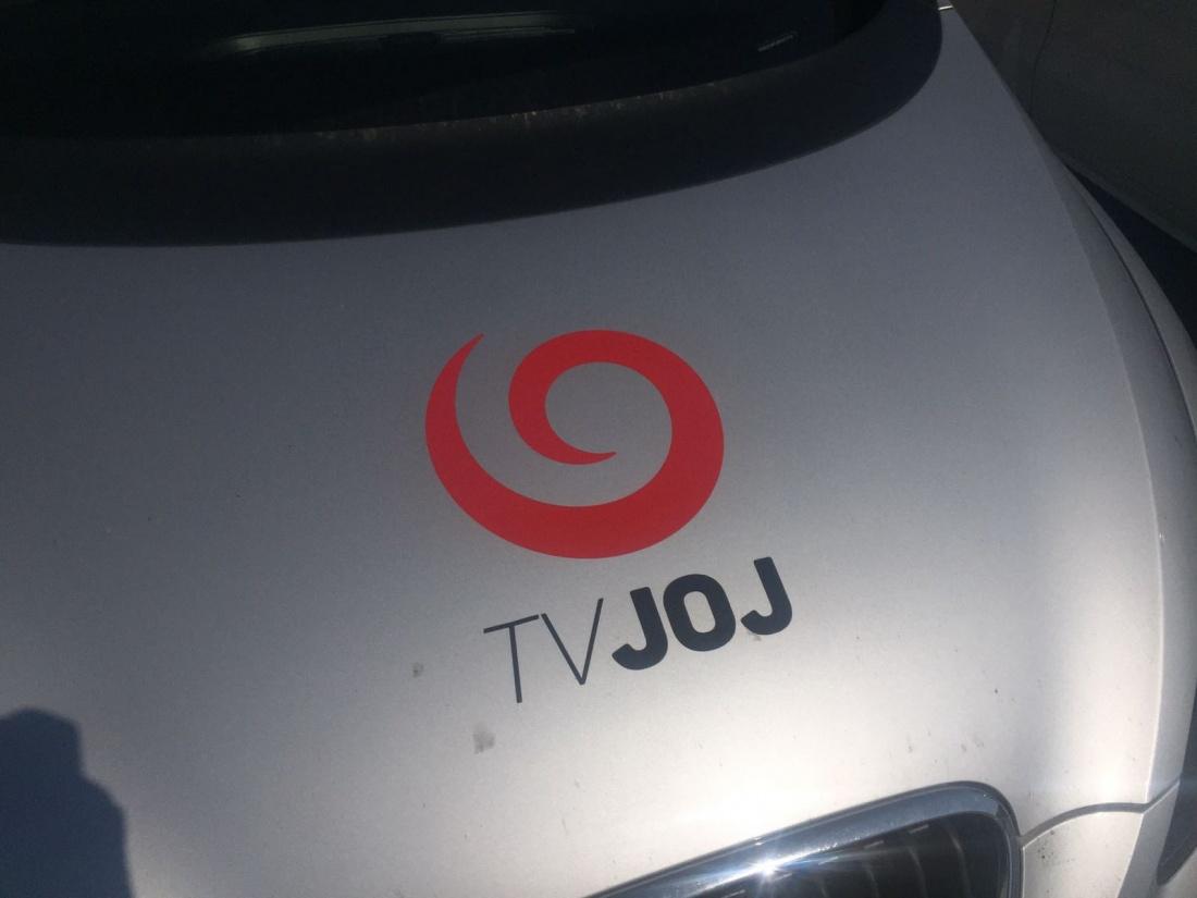 Natáčení relace NOVÉ BÝVANIE – TV JOJ modulární dřevostavba