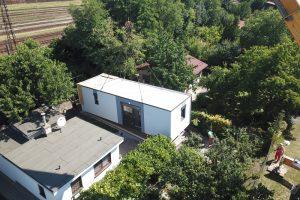 MODUL LARGE 12x4m / Bratislava-Vajnory (SK)
