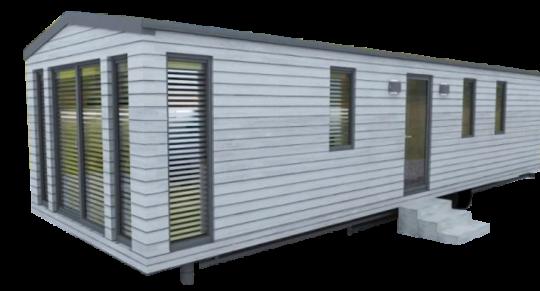 Celoroční mobilní dům POLAR KERRAFRONT
